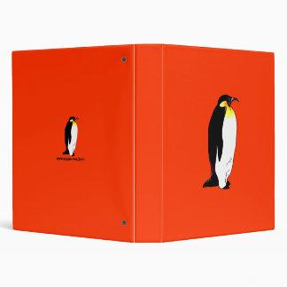Emperor penguin binder