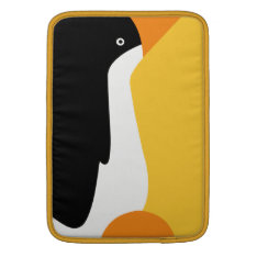 Emperor Penguin Cartoon Macbook Air 13