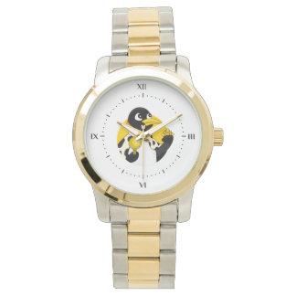 Emperor penguin cartoon watches