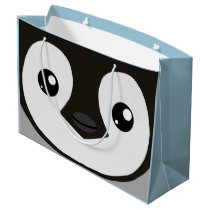 Emperor Penguin Chick Gift Bag