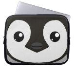 Emperor Penguin Chick Laptop Sleeve