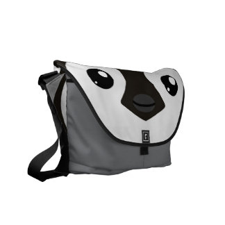 Emperor Penguin Chick Messenger Bag