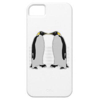 Emperor Penguin Couple iPhone SE/5/5s Case
