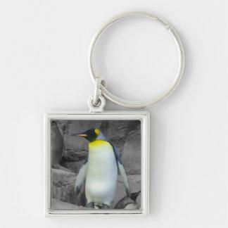 Emperor Penguin Keychain