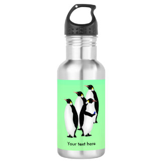 Emperor Penguin Online Line Water Bottle