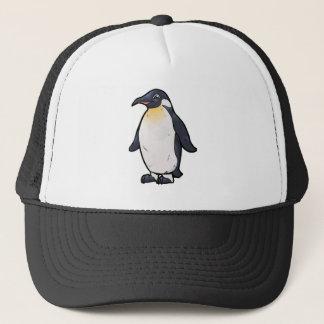 Emperor Penguin Trucker Hat