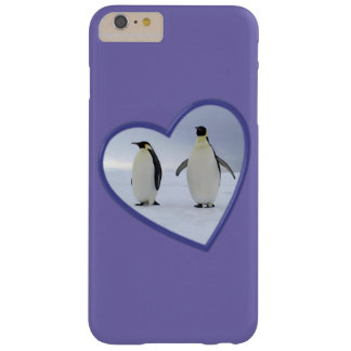 Emperor Penguins Barely There iPhone 6 Plus Case