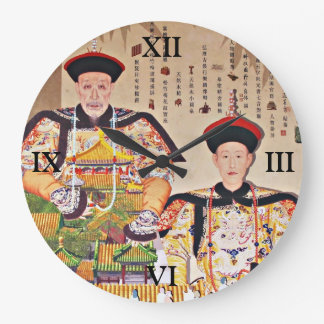 Emperor Qianlong Large Clock