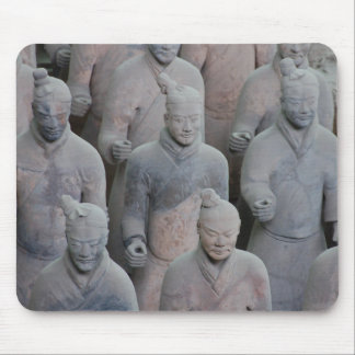 Emperor Qin s terracotta army Xian China Mouse Mat