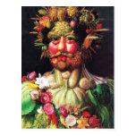 Emperor Rudolf II as Vertumnus Post Cards