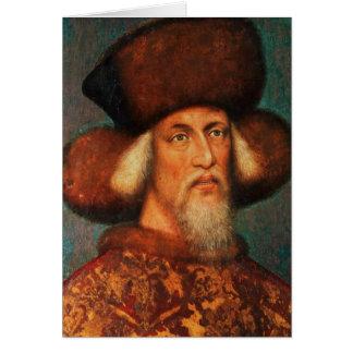 Emperor Sigismund , 1433 Card