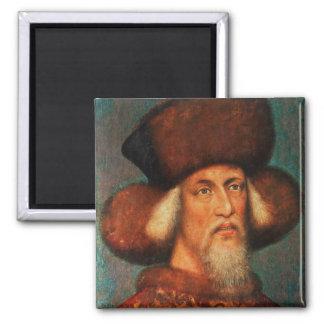 Emperor Sigismund , 1433 Magnet