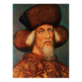 Emperor Sigismund , 1433 Postcard