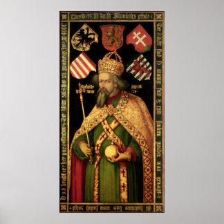 Emperor Sigismund, Holy Roman Emperor Poster