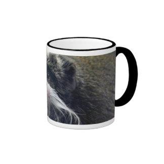 Emperor tamarin mug