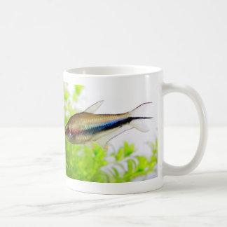 Emperor tetra coffee mug
