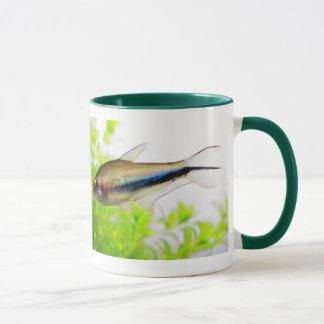 Emperor tetra mug