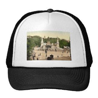 Emperor William's Memorial, Breslau, Silesia, Germ Trucker Hat