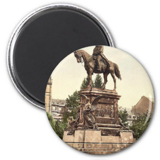 Emperor William's Monument, Frankfort on Main (i.e Refrigerator Magnet