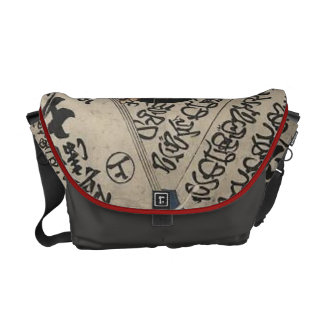 Emperor Writing mag Messenger Bags