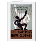 Emperors New Clothes 1937 WPA Card