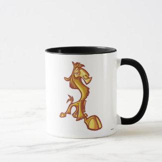 Emperor's New Groove golden Kuzco  Disney Mug