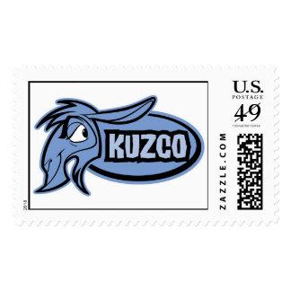 Emperors New Groove's Kuzco Disney Postage