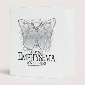 Emphysema Butterfly Binder