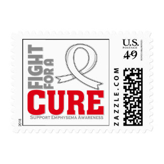 Emphysema Fight For A Cure Stamp