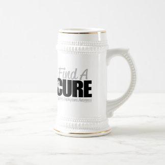 Emphysema Find A Cure Beer Stein