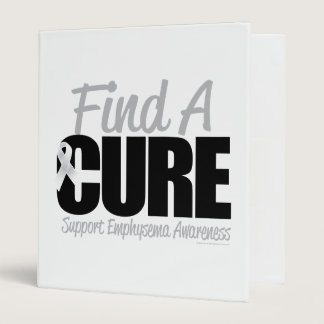 Emphysema Find A Cure Binder