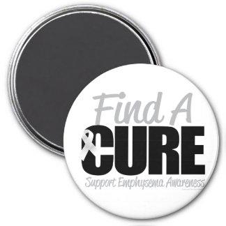 Emphysema Find A Cure Magnet