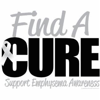Emphysema Find A Cure Photo Sculpture