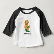 emphysema kill woman baby T-Shirt