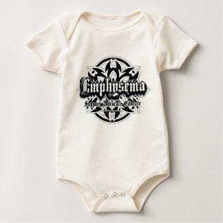 Emphysema Tribal Baby Bodysuit