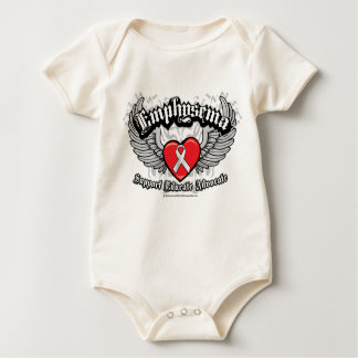 Emphysema Wings Baby Bodysuit