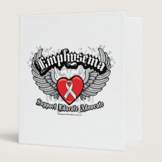 Emphysema Wings Binder