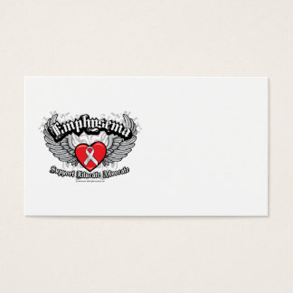 Emphysema Wings Business Card