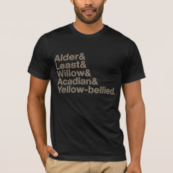 Men's Basic American Apparel T-Shirt with Empids! design