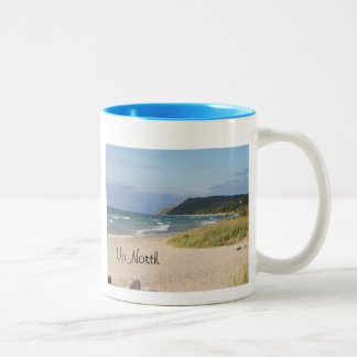 Empire beach mug