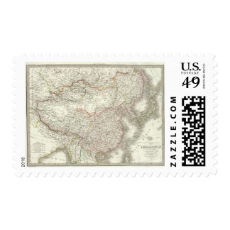 Empire Chinois, Japon - Chinese Empire and Japan Stamp