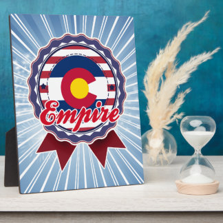 Empire, CO Display Plaques