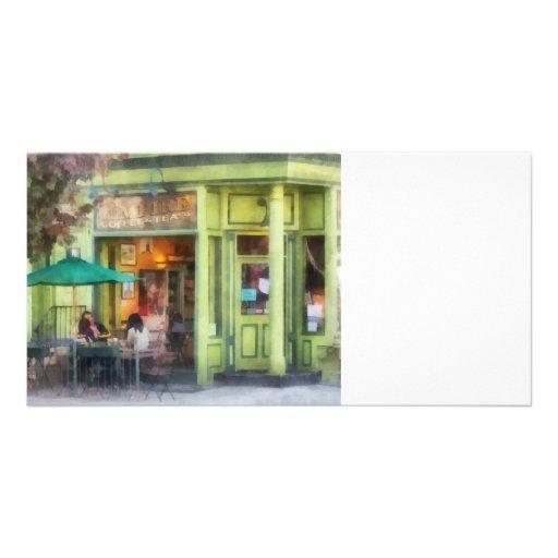 Empire Coffee and Tea Photo Card