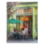 Empire Coffee and Tea Spiral Notebook