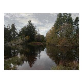Empire Lake Postcard