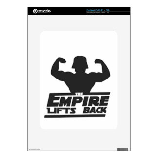 Empire Lifts Back Decal For iPad