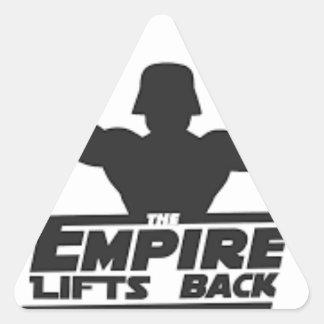 Empire Lifts Back Triangle Sticker