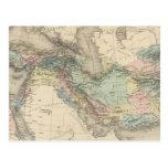 Empire of Alexander Postcard