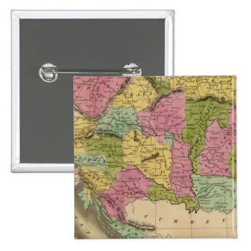 Empire Of Austria Pinback Button