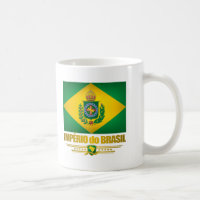 Empire of Brazil Coffee Mug